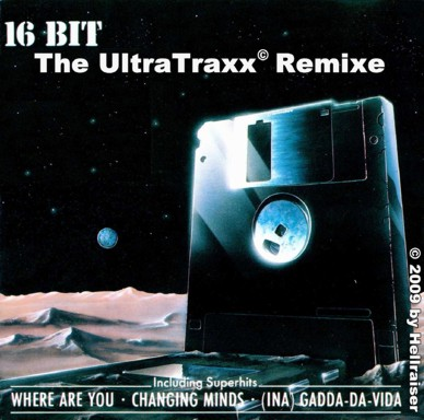 16 Bit - The UltraTrax Mixes: BACKUP CD