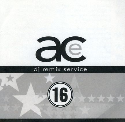 Ace Remix Service Vol 16: BACKUP CD