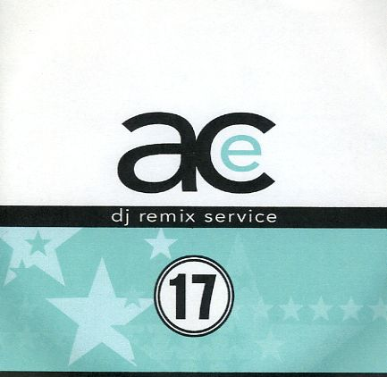 Ace Remix Service Vol 17: BACKUP CD