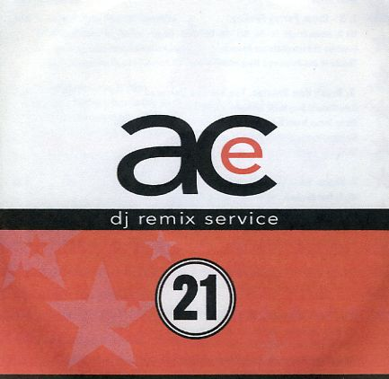 Ace Remix Service Vol 21: BACKUP CD