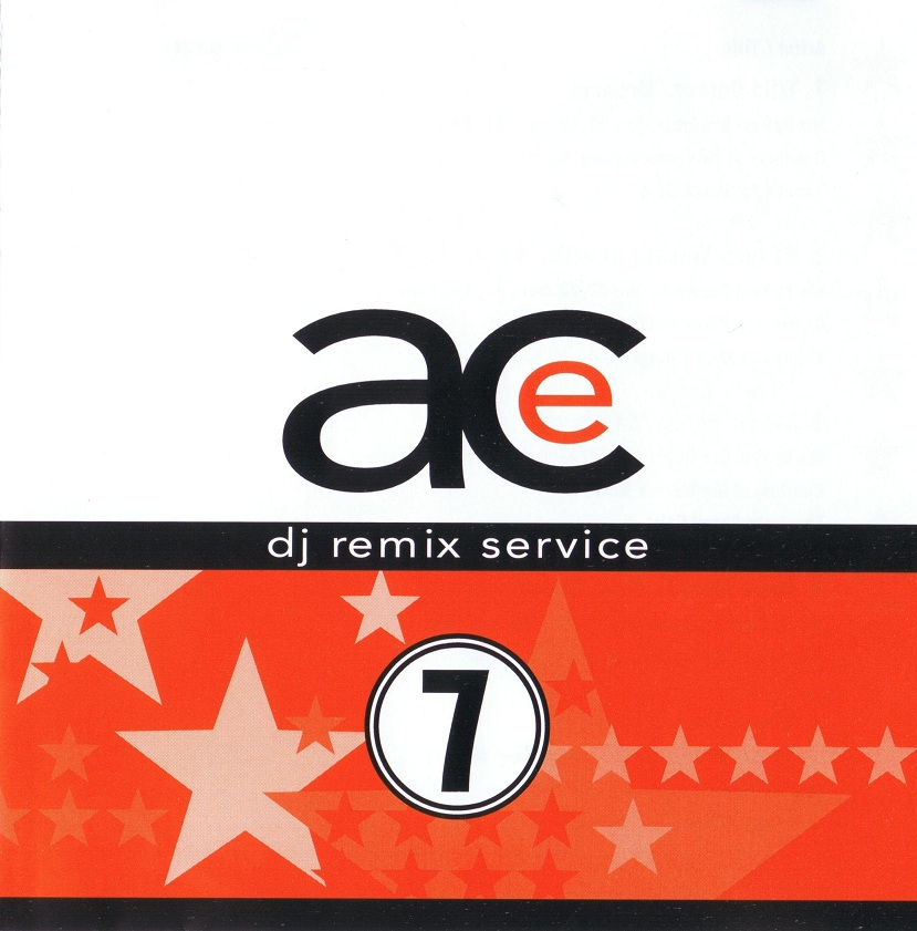 Ace Remix Service Vol 07: BACKUP CD