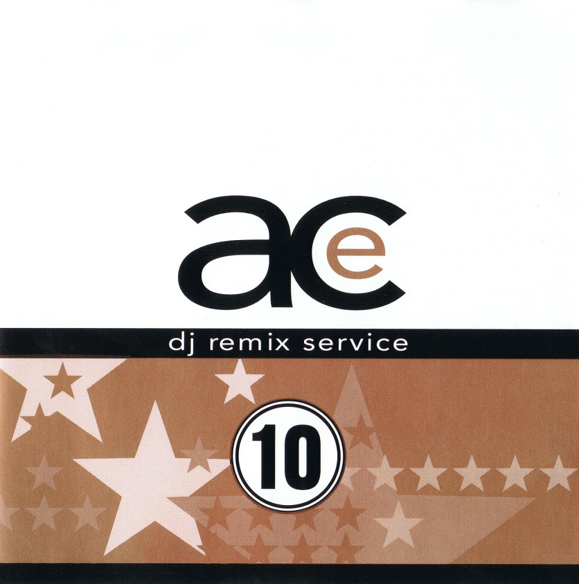Ace Remix Service Vol 10: BACKUP CD