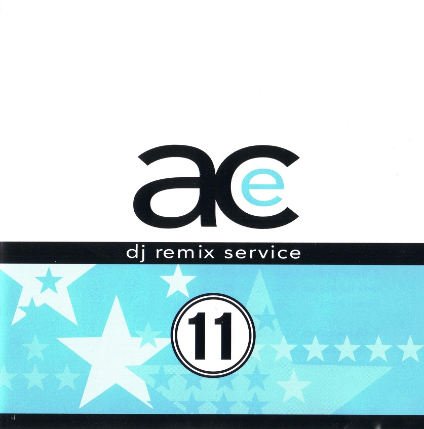 Ace Remix Service Vol 11: BACKUP CD