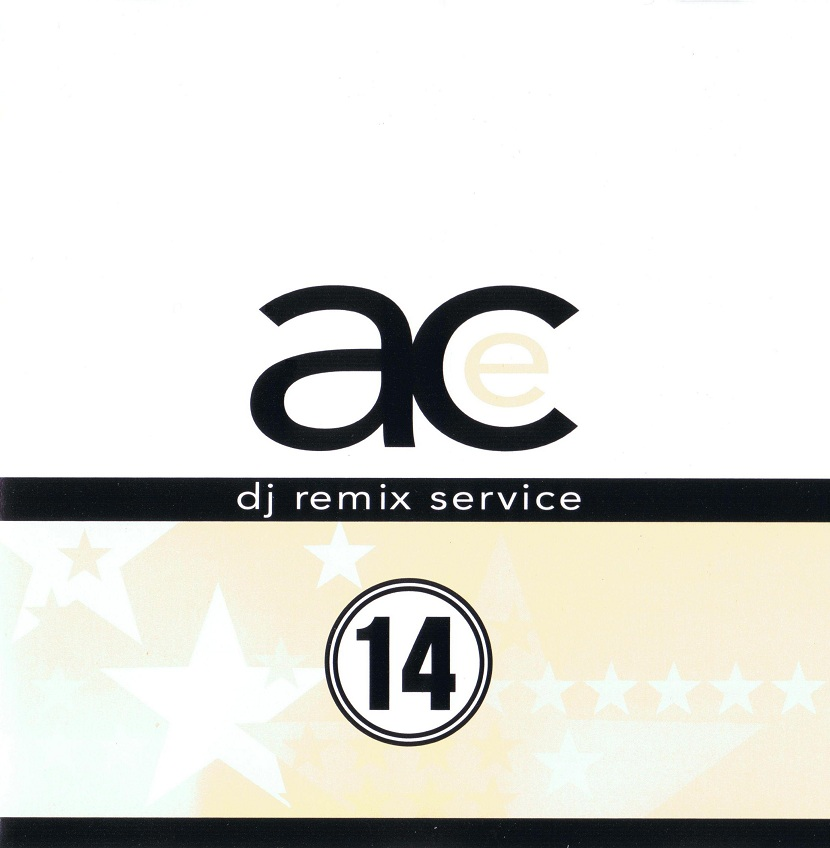 Ace Remix Service Vol 14: BACKUP CD