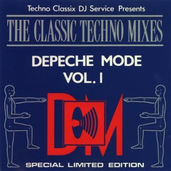 Depeche Mode - Classic Techno Mixes Vol 1: BACKUP CD
