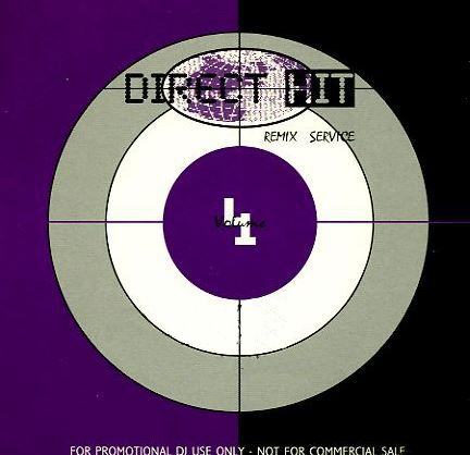 Direct Hit Cd Vol 04: BACKUP CD