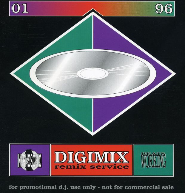 Digimix Cd Vol 1: BACKUP CD