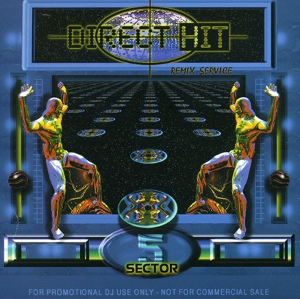 Direct Hit Sector 05 : BACKUP CD