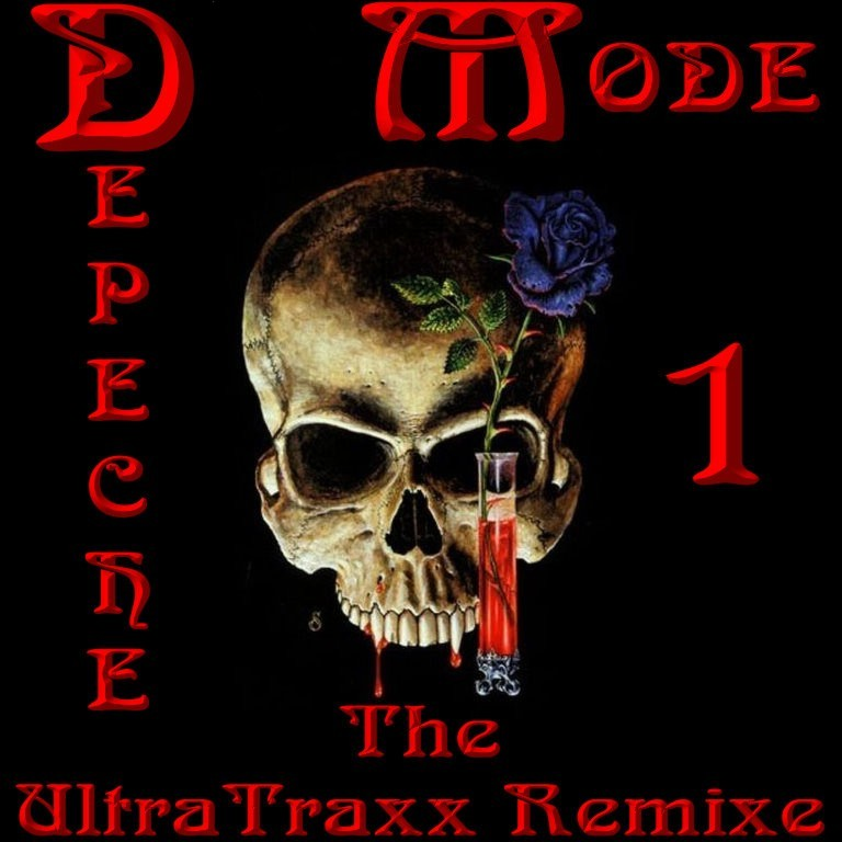Depeche Mode Cd 1- The UltraTrax Mixes: BACKUP CD