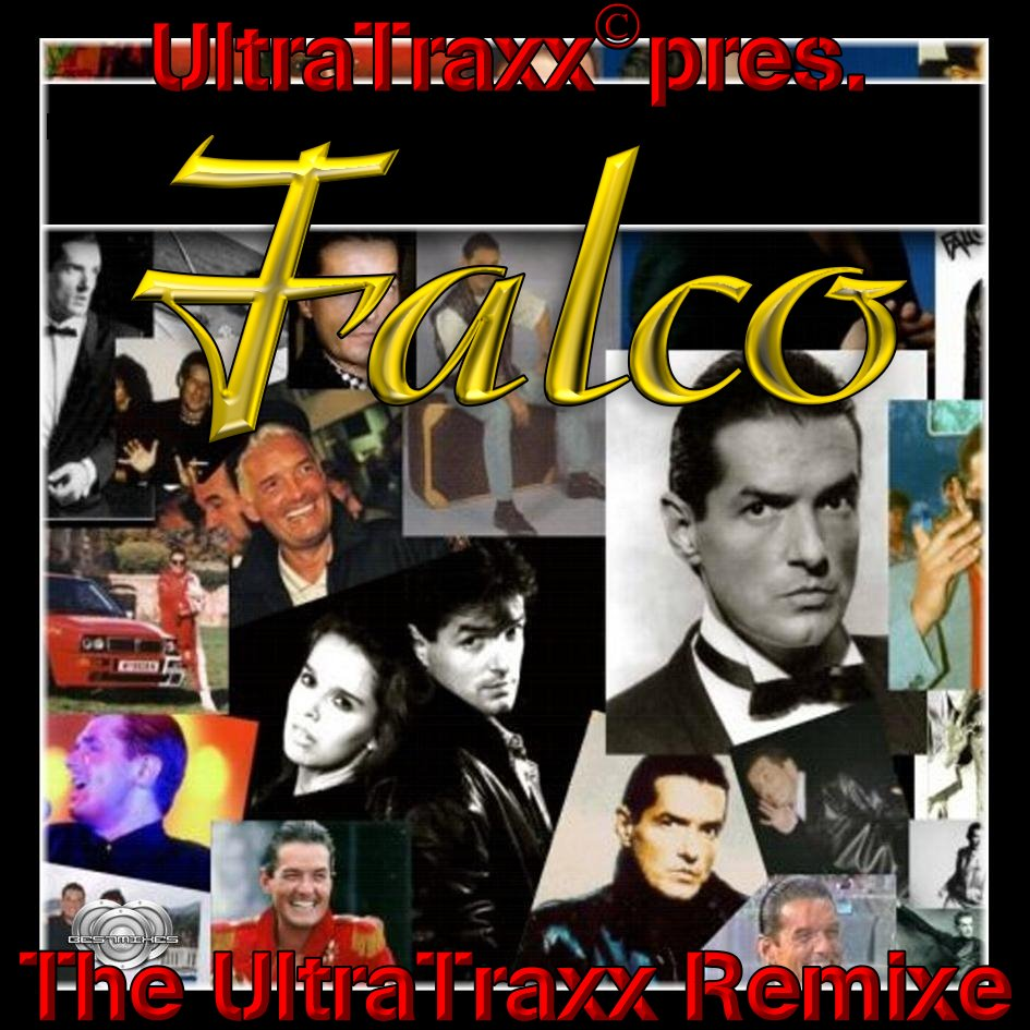 Falco - The UltraTrax Mixes 2 CD BACKUP SET