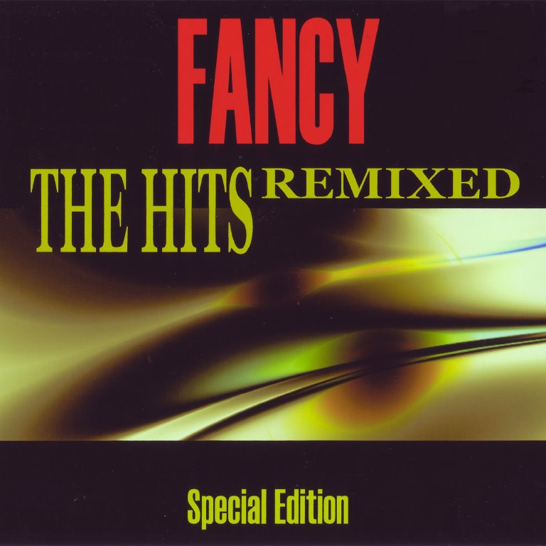 Fancy - The Hits Remixed - Fan Club Edition: BACKUP CD