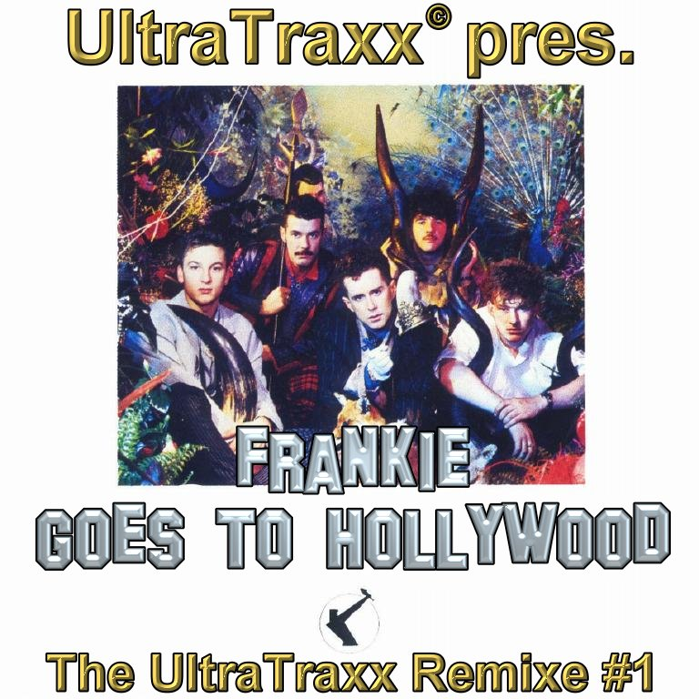 Frankie Goes To Hollywood - The UltraTrax Mixes: BACKUP CD