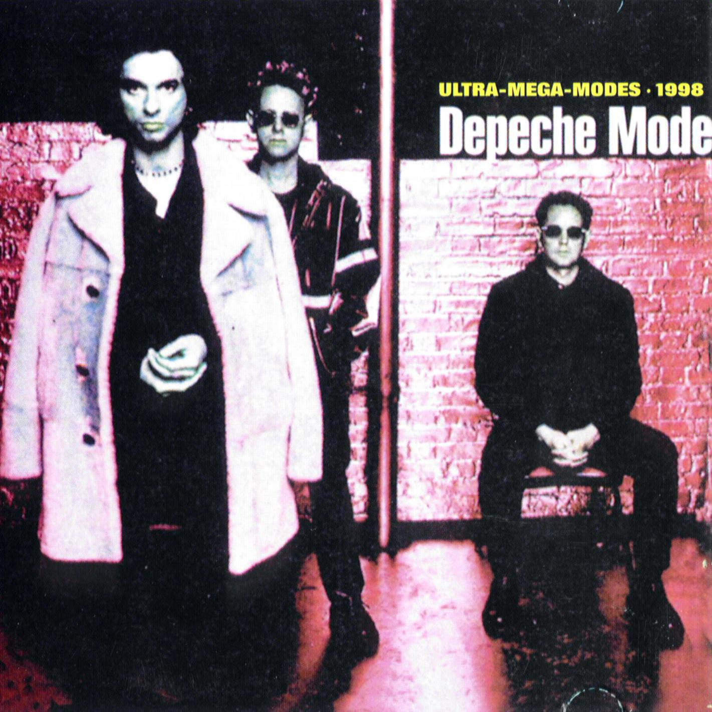 DEPECHE MODE the 26th strike - mixes: BACKUP CD