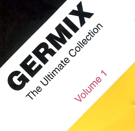 Germix Volume 1: BACKUP CD