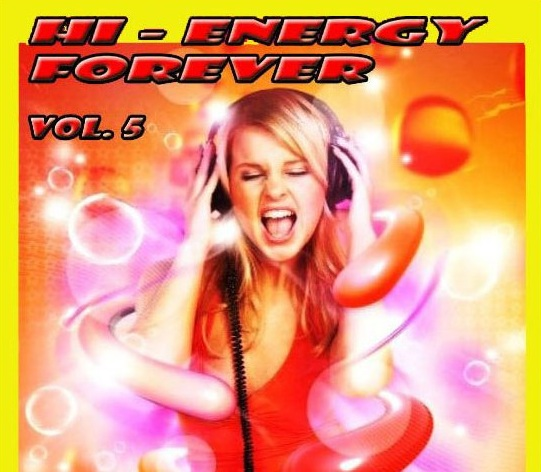 HI-NRG FORVER Vol 5 Mixed by DJ Raul: BACKUP CD