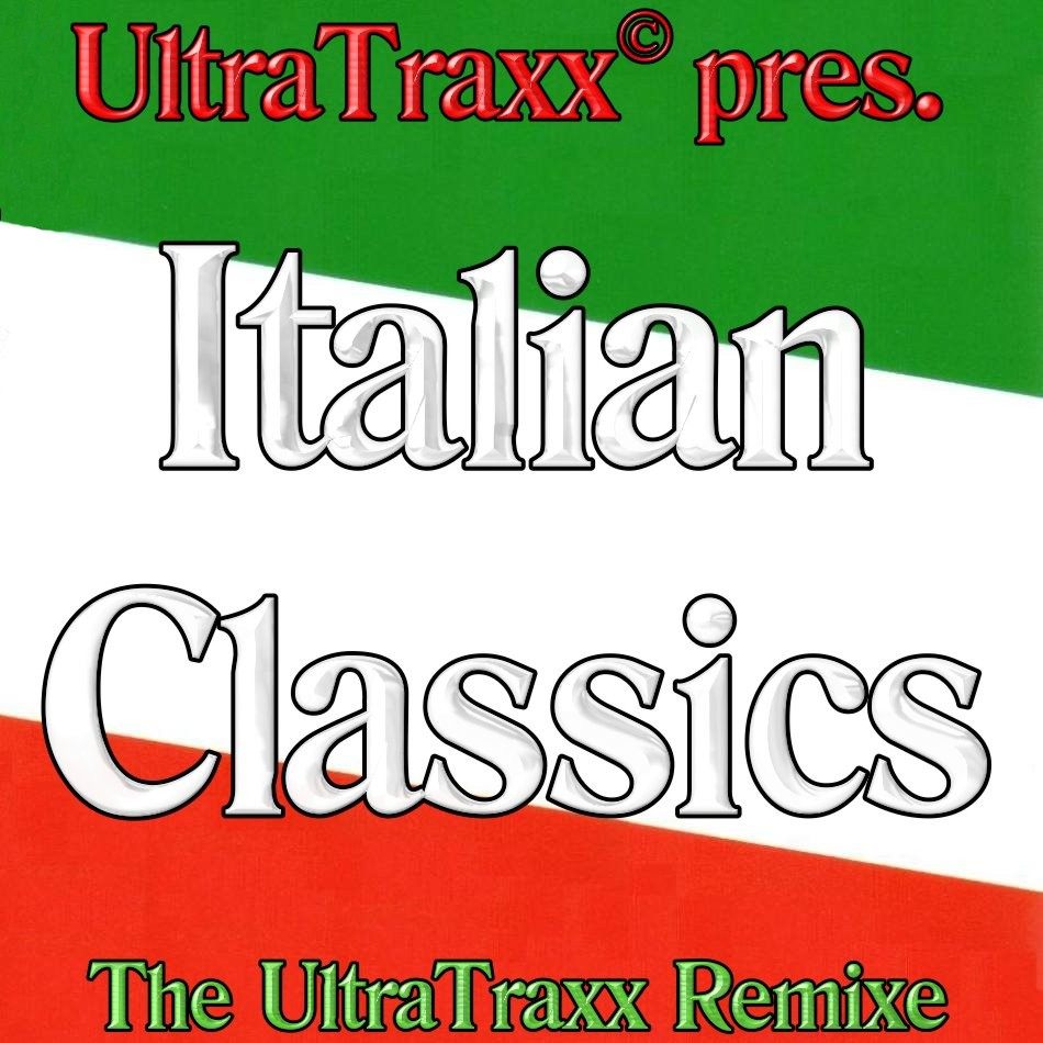 Italian Classics Vol 1 - The UltraTrax Mixes: BACKUP CD