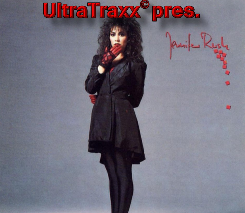 Jennifer Rush - The UltraTrax Mixes: BACKUP CD