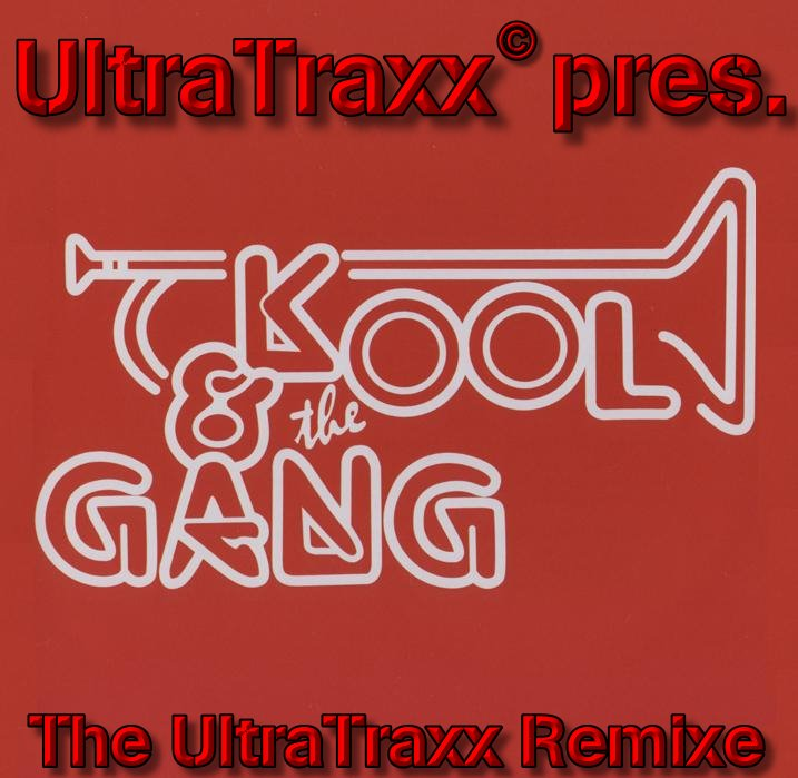 Kool & The Gang - The UltraTrax Mixes: BACKUP CD
