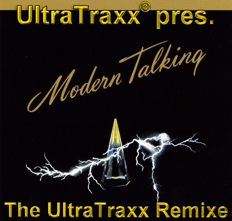 Modern Talking - The UltraTrax Mixes: BACKUP CD