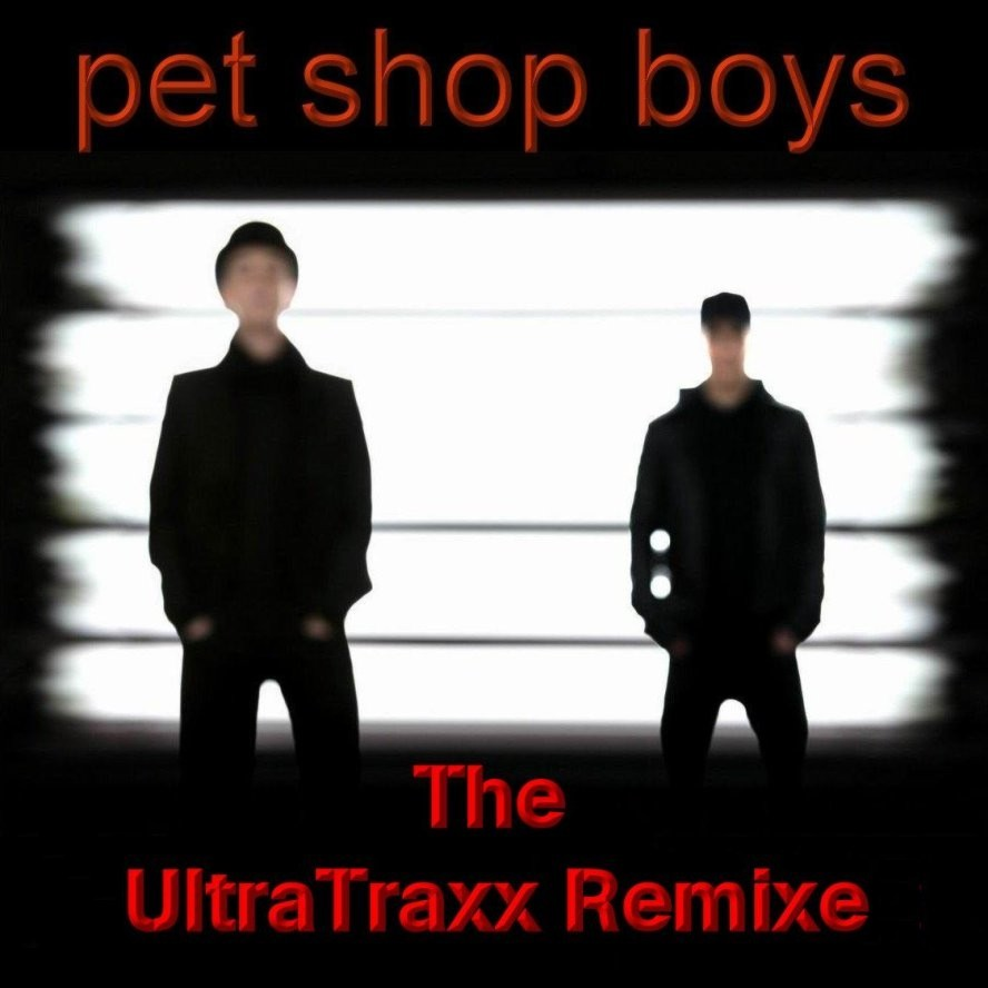 Pet Shop Boys - The UltraTrax Mixes Vol 2: BACKUP CD