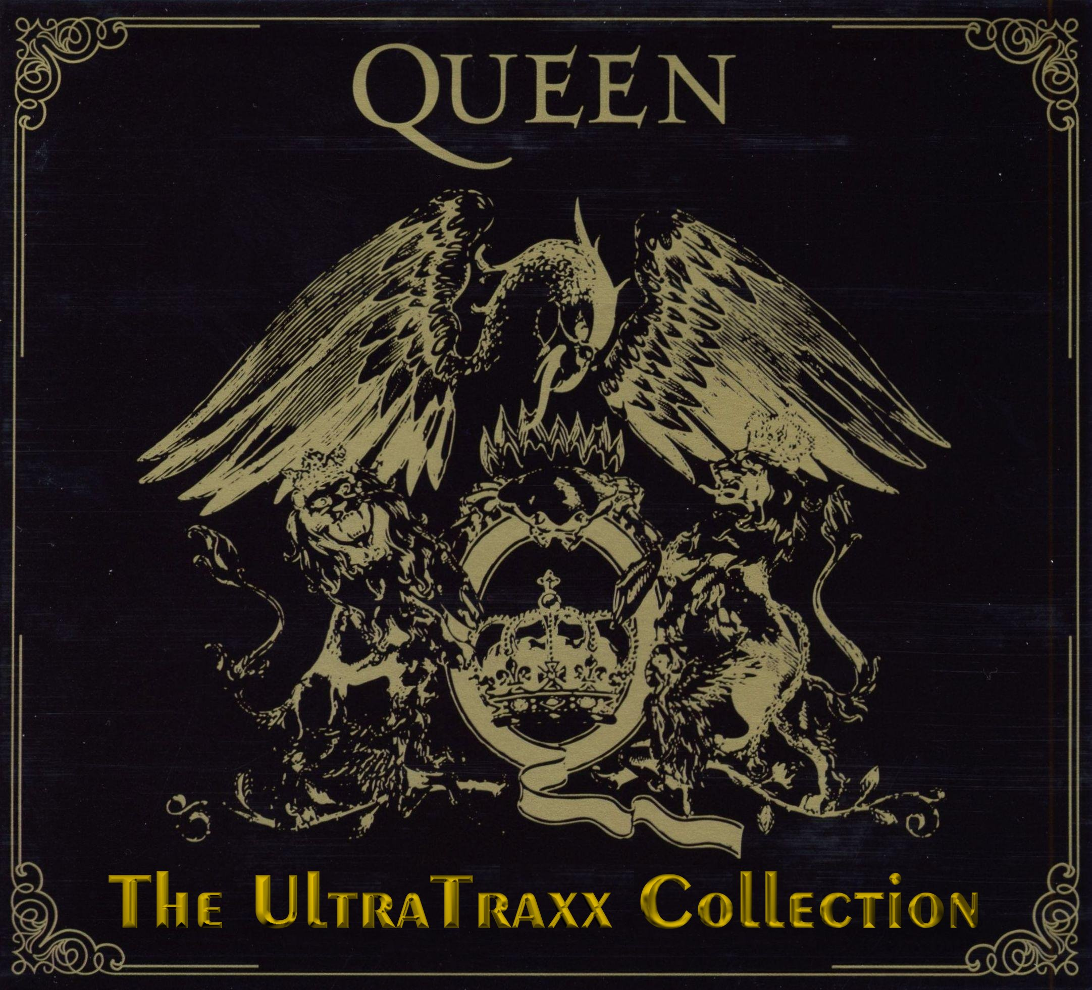Queen - Freddie Mercury - The UltraTrax Mixes: BACKUP CD