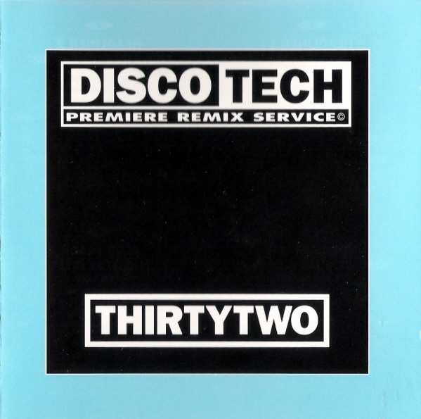 Discotech Vol 32: BACKUP CD