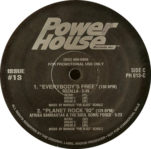 Powerhouse Vol 12: BACKUP CD