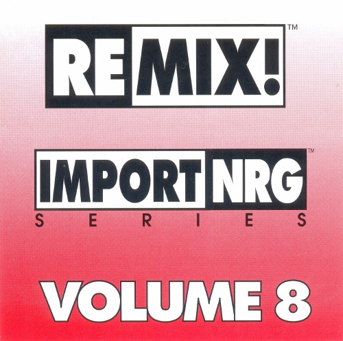 Remix! NRG Series Vol 08: BACKUP CD