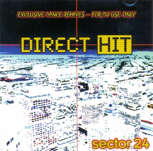 Direct Hit Sector 24 : BACKUP CD