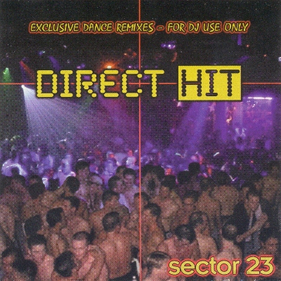 Direct Hit Sector 23 : BACKUP CD