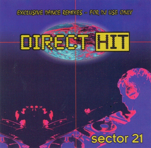 Direct Hit Sector 21 : BACKUP CD