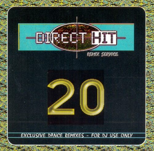 Direct Hit Sector 20 : BACKUP CD