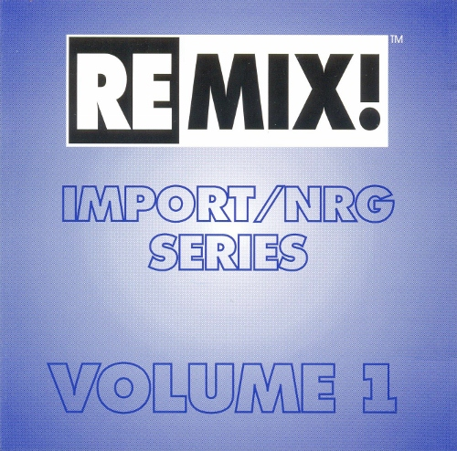Remix! NRG Series Vol 01: BACKUP CD