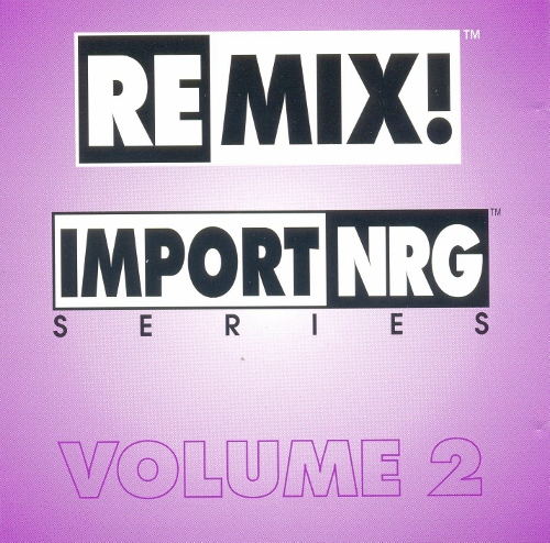 Remix! NRG Series Vol 02: BACKUP CD