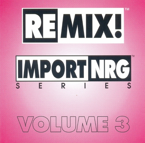 Remix! NRG Series Vol 03: BACKUP CD