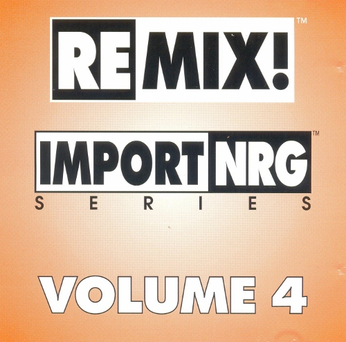 Remix! NRG Series Vol 04: BACKUP CD