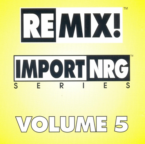 Remix! NRG Series Vol 05: BACKUP CD