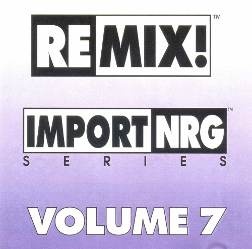 Remix! NRG Series Vol 07: BACKUP CD