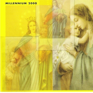 Art Of Mix- Millennium Disc 2 BACKUP CD