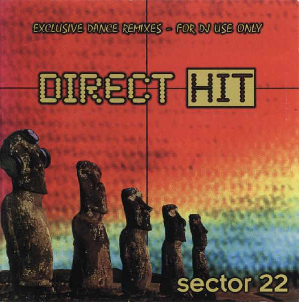 Direct Hit Sector 22 : BACKUP CD