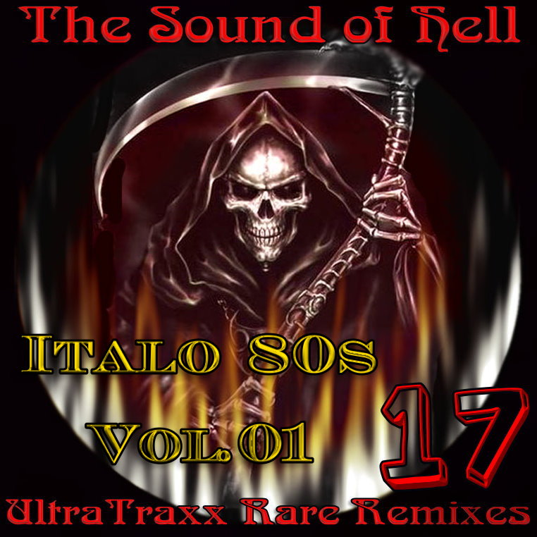 Rare Remixes Vol 17 - Italo 80's 1 Ultratraxx: BACKUP CD