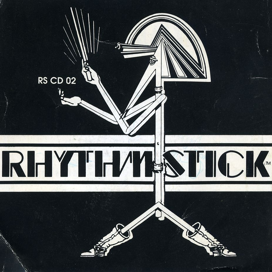 Rhythm Stick CD Vol 2: BACKUP CD