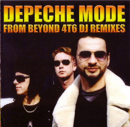 DEPECHE MODE the 46th strike - mixes: BACKUP CD