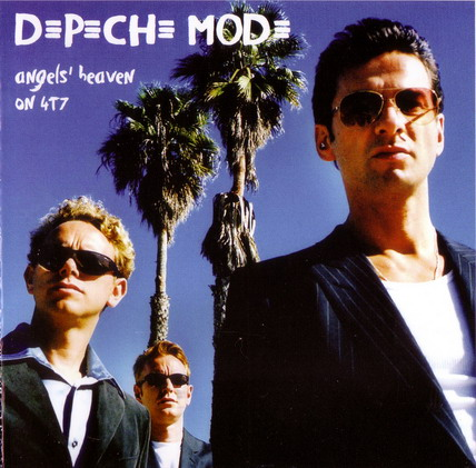 DEPECHE MODE the 47th strike - mixes: BACKUP CD