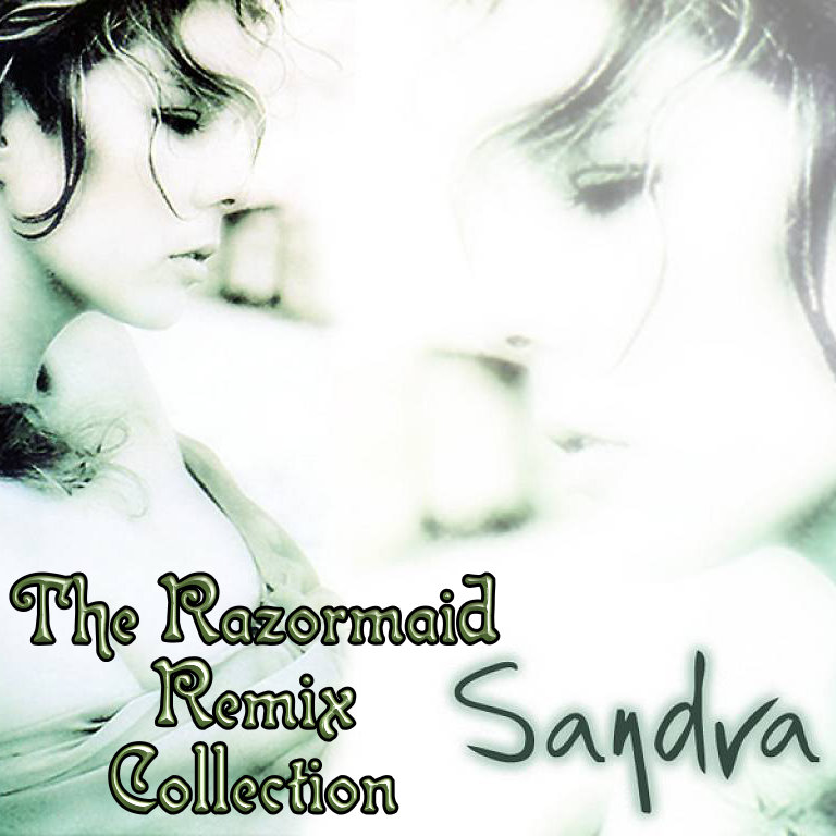 Sandra - The Razormaid! Mixes: BACKUP CD