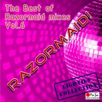 RAZORMAID! - The Best Of Razormaid Mixes Vol. 6: BACKUP CD