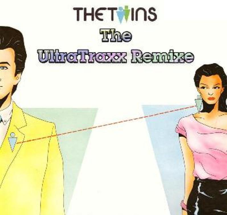 The Twins - The UltraTrax Mixes: BACKUP CD