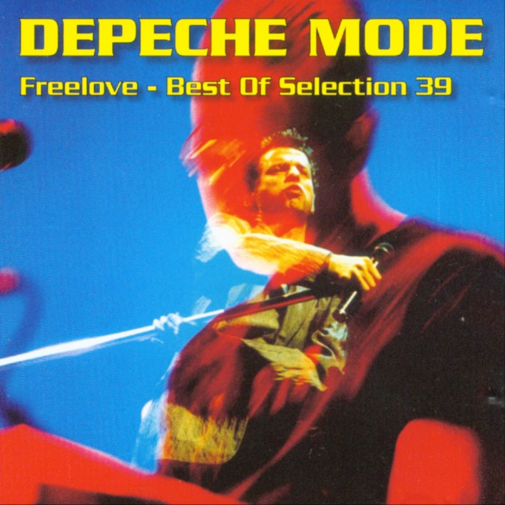 DEPECHE MODE the 39th strike - mixes: BACKUP CD