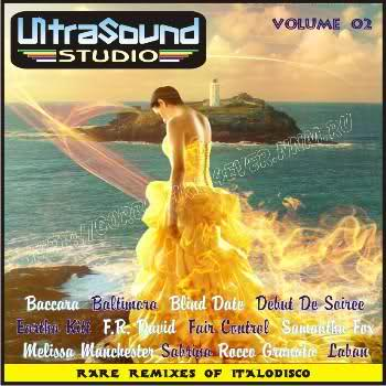 UltraSound Rare Remixes Vol 02: BACKUP CD