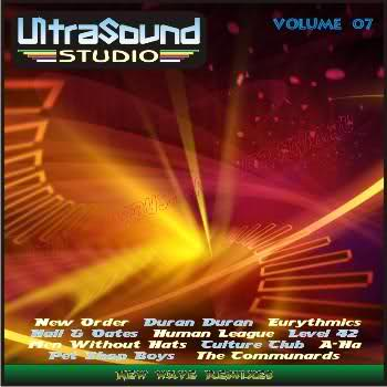 UltraSound Rare Remixes Vol 07: BACKUP CD